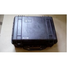 BOWMAN HARRIS BATTERY CHARGER AND  DISCHARGE KIT RF-5059-CH PELICAN CASE ONLY